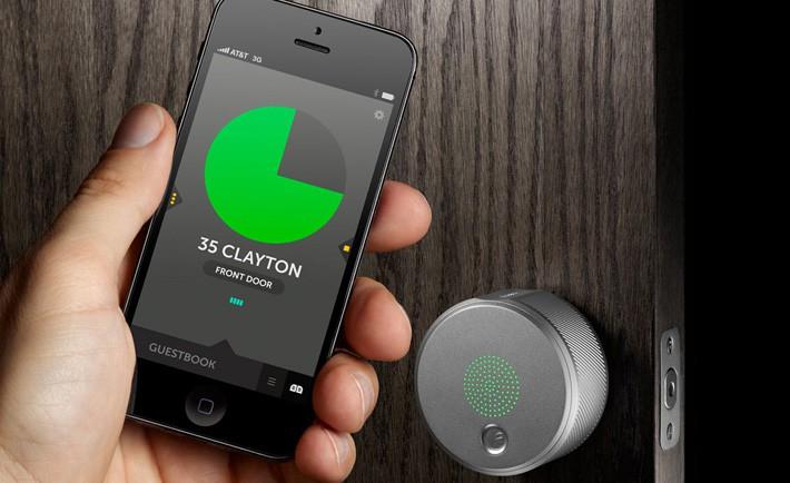 Serrure connectée : profitez d'une ouverture sans clé avec Smartphone